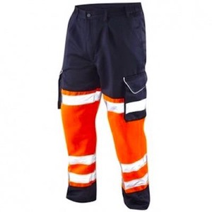 Hi Vis Cargo Trousers and Shorts
