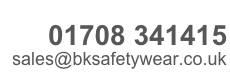 BK Safetywear and Workwear Contact