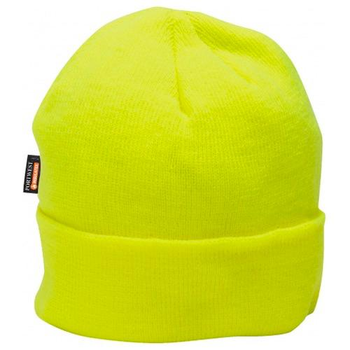 Portwest B013 Insulated Knit Beanie Style Insulatex Lined Hat