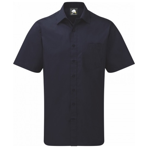 ORN Clothing The Premium Oxford Short Sleeve Shirt 145gsm