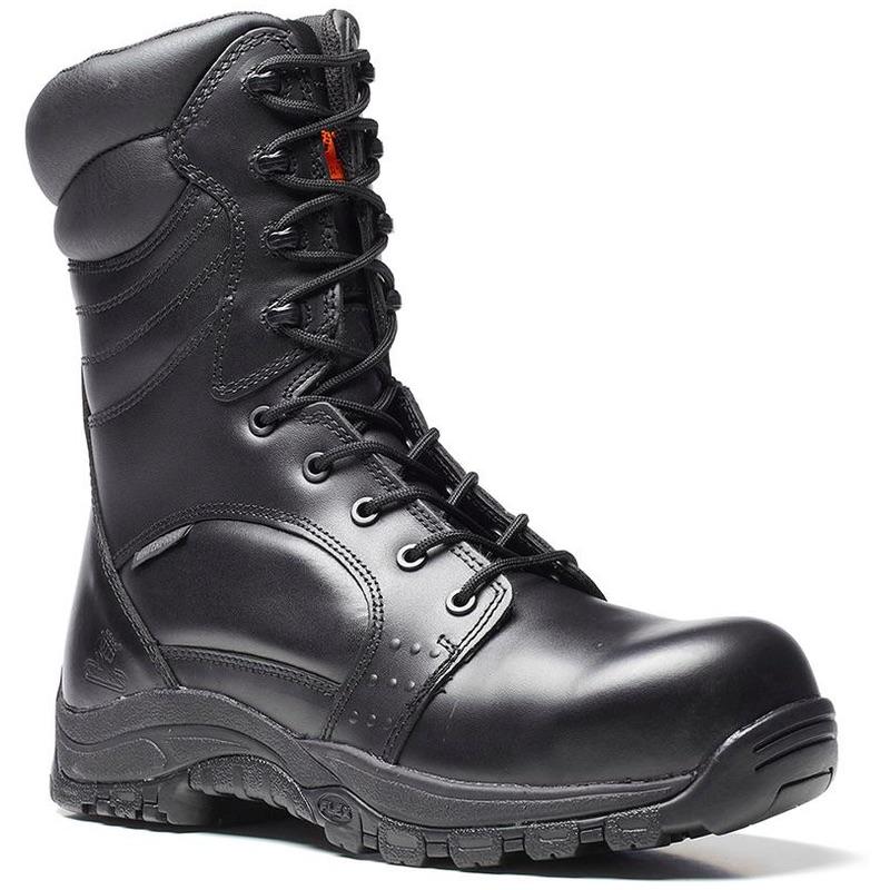 V12 Footwear E2020xl Invincible Black High Leg Waterproof