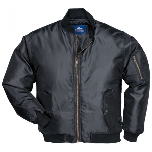 Portwest S535 Pilot Jacket Black