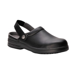 Portwest FW82 Steelite™ Safety Shoe Clog SB AE