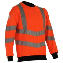 Pulsar® PRFR20 FR Sweatshirt Orange