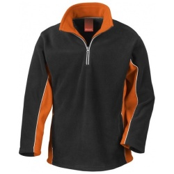 RESULT CLOTHING TECH3 SPORT FLEECE TOP R086X