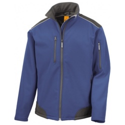 RESULT R124X RIPSTOP SOFT SHELL JACKET