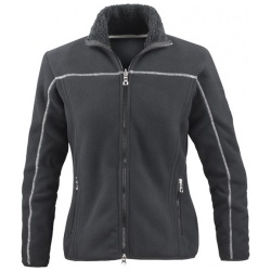 RESULT WOMENS HUGGY MICRO FLEECE JACKET R198F