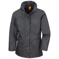 Result Work-Guard R307F Platinum Managers Jacket Ladies
