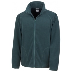 RESULT CLOTHING MIRCON FLEECE JACKET R114X