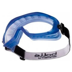 Bolle ATOM Safety Goggle Clear