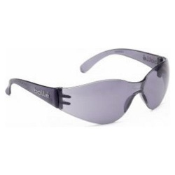 Bolle Bandido Safety Glasses Smoke