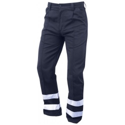 ORN Clothing Harrier Hi Vis Classic Trouser With Reflective Bands