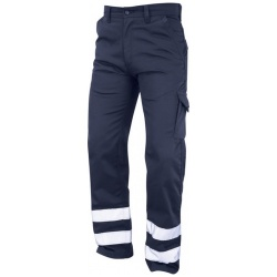 ORN Clothing Hawk Hi Vis Combat Trouser With Reflective Bands