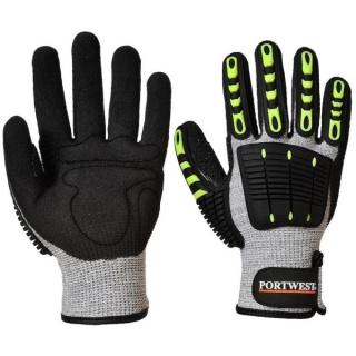 Portwest A722 Anti Impact Cut Resistant 5 Glove - Nitrile
