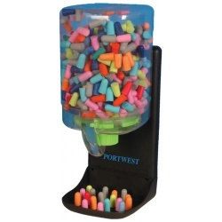 Portwest EP20 Ear Plug Dispenser with 500 Pairs