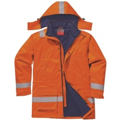 Portwest FR59 Anti Static Winter Jacket