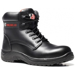 V12 Footwear V6400 Otter Black Metal Free Derby Safety Boot