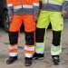 Result Work-Guard R327X Safety Cargo Hi Vis Trouser
