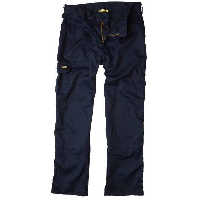 Apache Industry Cargo Trouser Navy