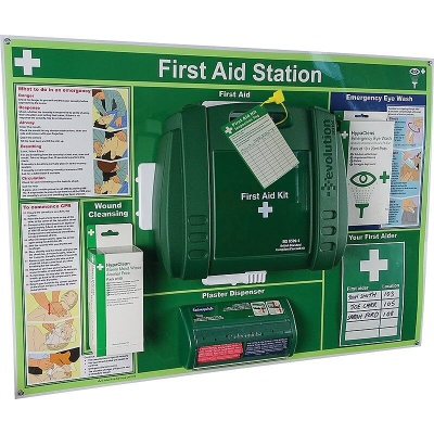 British Standard Compliant First Aid