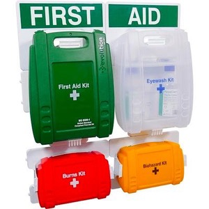 First Aid Wall Point Kits