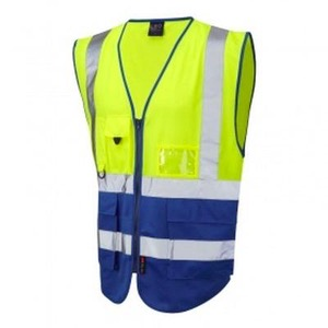 Superior Executive Hi Vis Vests with Pockets