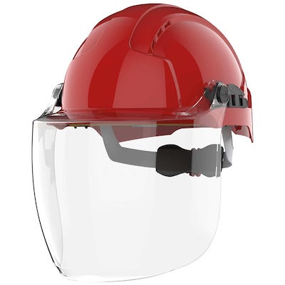 Visors for Hard Hats