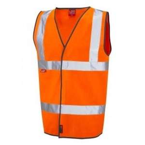 Hi Vis Limited Flame Spread Vest Waistcoats