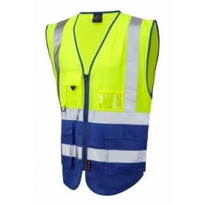 Hi Vis Superior Executive Vests with Pockets
