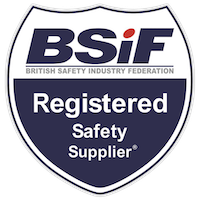 BSIF - British Safety Industry Federation Reigstered Safety Supplier