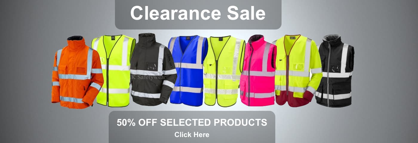 Hi Vis Clearance Sale