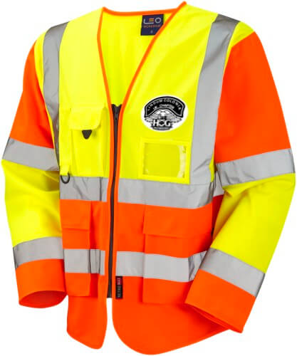 Harley Owners Group Lindum Colonia UK Chapter Safety Wear