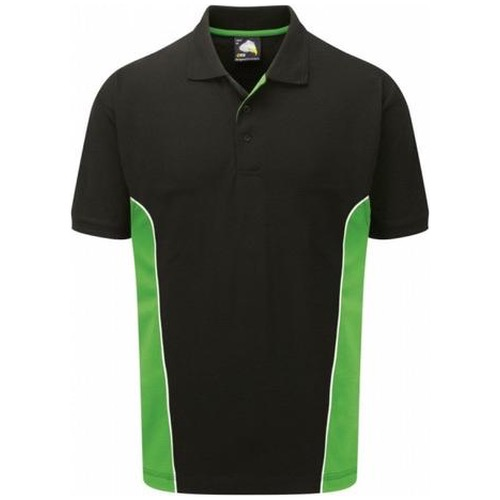 7fcd07736 ORN Clothing 1180 Silverswift Two Tone Polo Shirt 220gsm | BK Safetywear