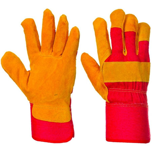 Portwest A225 Fleece Lined Rigger Glove