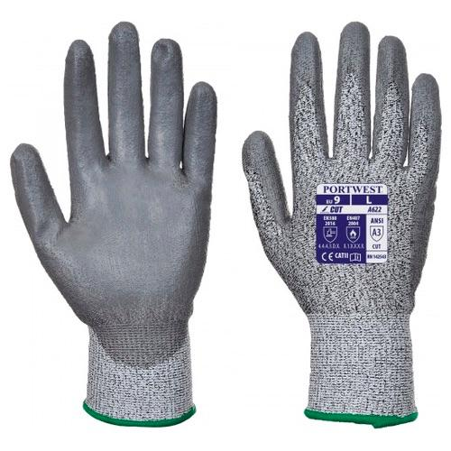 Portwest A622 Cut 5 PU Palm Glove