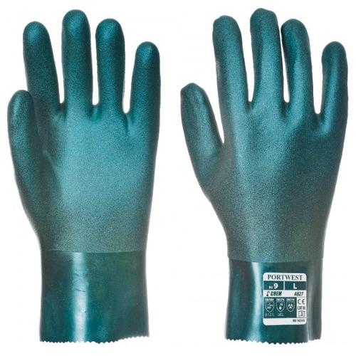 Portwest A827 Double Dipped PVC Gauntlet 27 CM