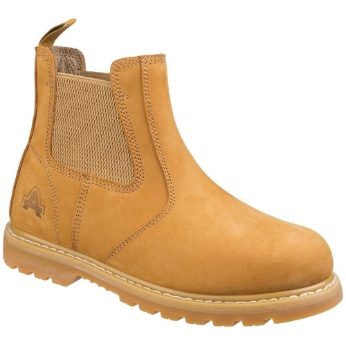 Amblers Safety AS175 SBP Honey Welted Dealer Safety Boots