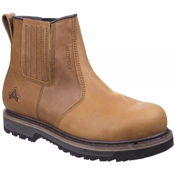 Amblers Safety AS232 Worton Goodyear Welted Dealer Boots