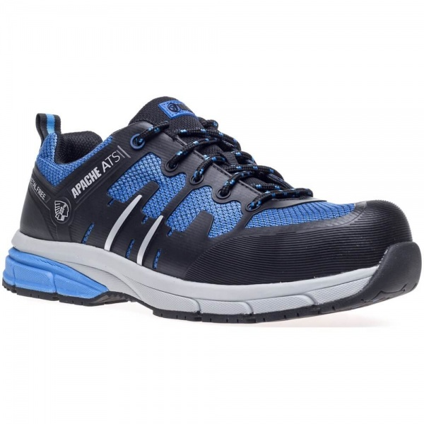 Apache ATS Oulton Lightweight Safety Trainer Blue/Black