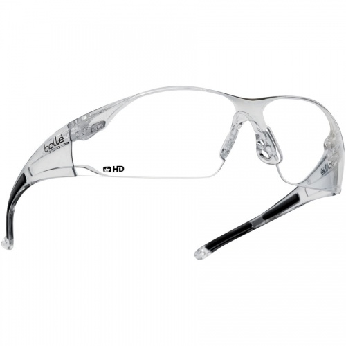 Bolle Safety RUSH RUSHDPI Safety Spectacles HD