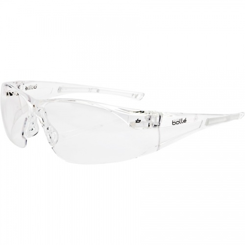 Bolle Safety RUSH RUSHPSI Safety Spectacles Clear