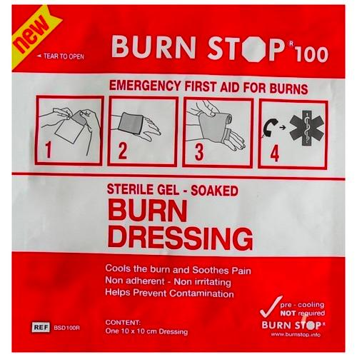 BurnStop Burn Dressing 10x10cm