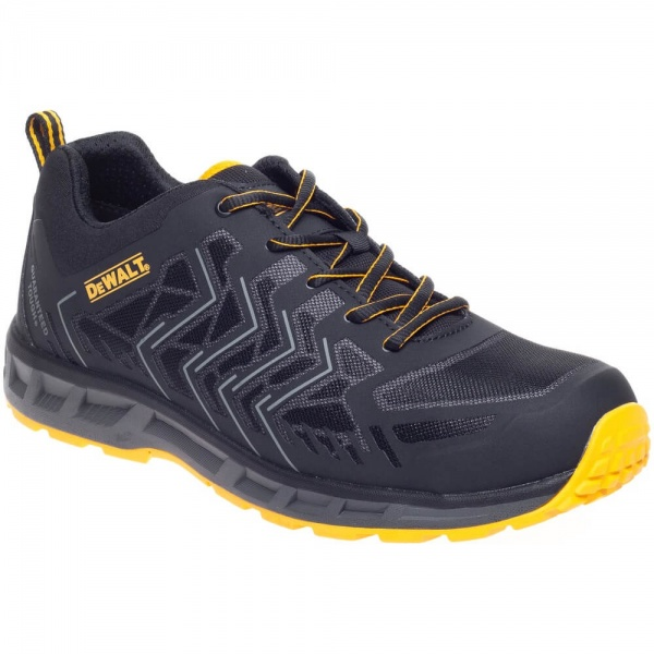 Dewalt Fargo Lightweight Sports Trainer Unisex Black