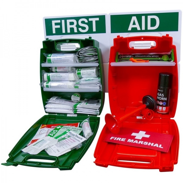Evolution FAP3P First Aid and Fire Safety Points