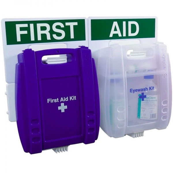 Evolution FAPB36 Eye Wash & Catering First Aid Points