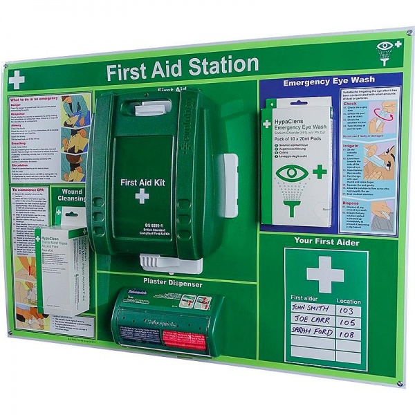 Evolution FAS01 First Aid Station