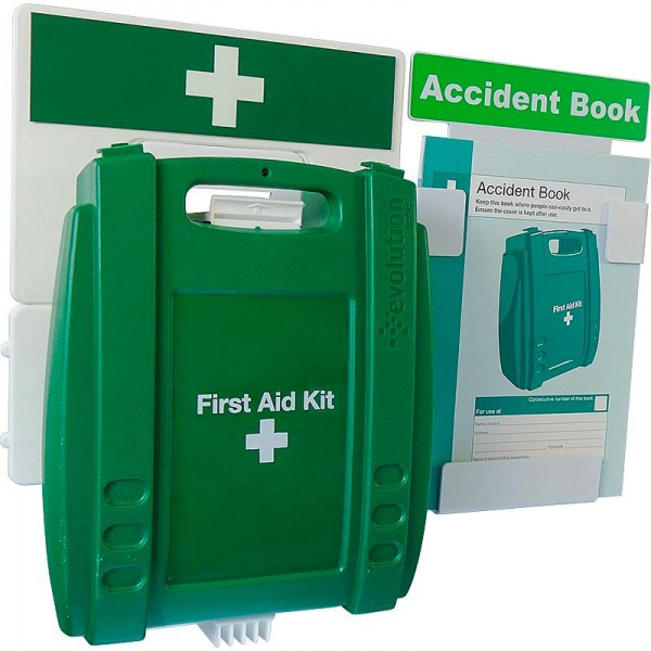 Evolution K309P First Aid & Accident Reporting Point