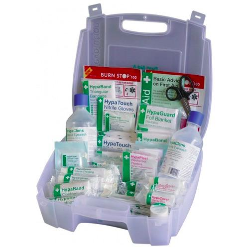 Evolution K303W British Standard Compliant First Aid & Eyewash Kit