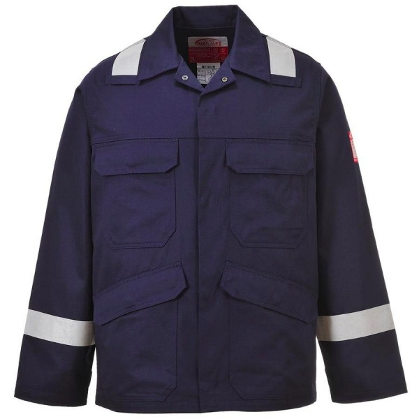 Portwest FR25 Bizflame Plus Jacket 350g