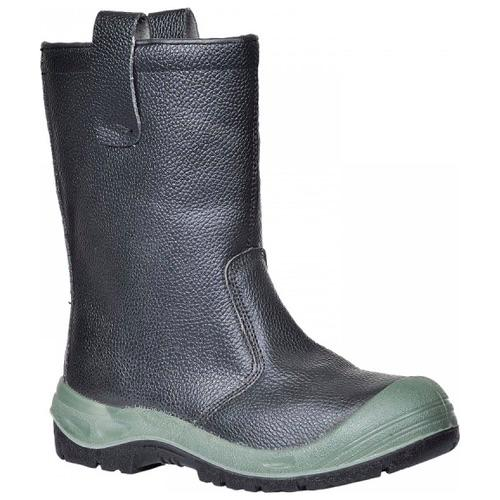 Portwest FW13 Steelite™ Rigger Boot S1P Cl (with scuff cap)